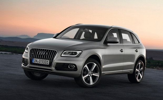 Audi Q5 will be Constructed in Mexico