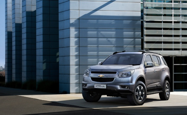 2014 Chevrolet Trailblazer Possibly for US Sales