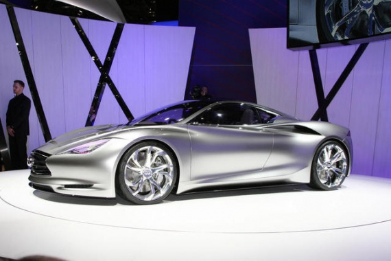 Infiniti Ultra-car will be Released in 2017-2018