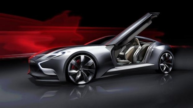 Hyundai will present luxury concept car in Seoul