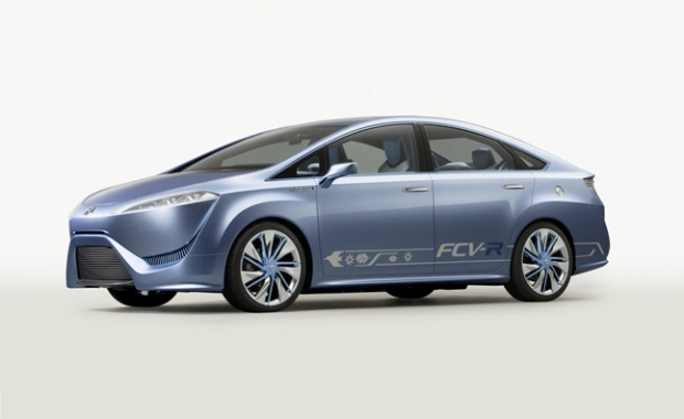 Toyota Fuel Cell Model Price is Around 50—100K USD