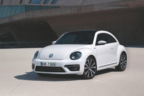 2013 VW Beetle R-Line Receives 10HP Bump, Starting From $30,135