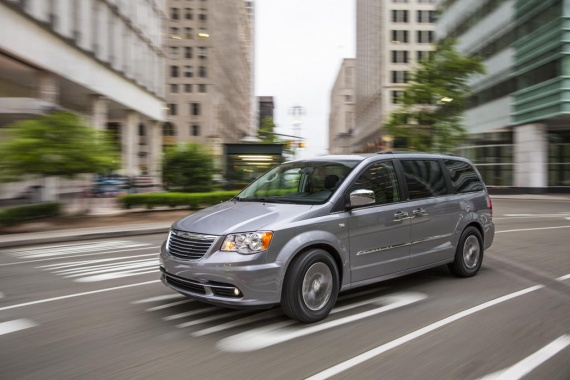 CEO Named the New Chrysler Minivan