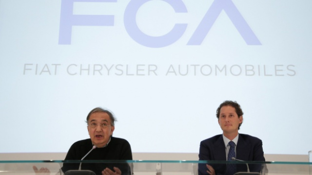 Chrysler Group Will be Named FCA US