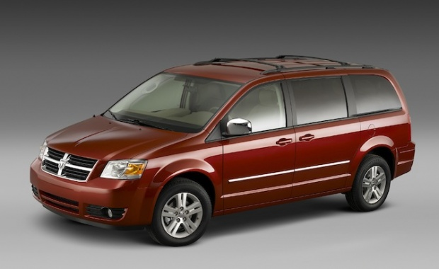 Recall of Chrysler''s 702K Minivans and SUVs