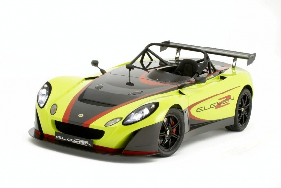 New Information about Lotus 3-Eleven: Track and Road Variants