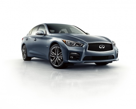 2016 Q50 from Infiniti benefits from 2.0L Turbo V4