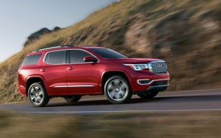 $29,995 for 2017 GMC Acadia