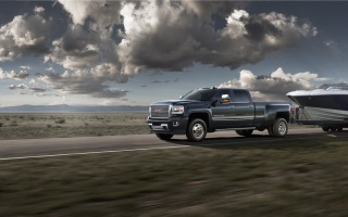 Esier Trailering with 2016 GMC Sierra