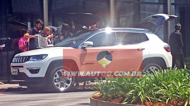 News About 2017 Jeep Compass