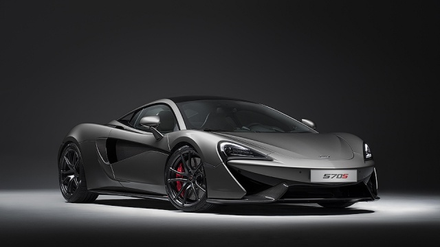 570S Track Pack From McLaren Weights Less