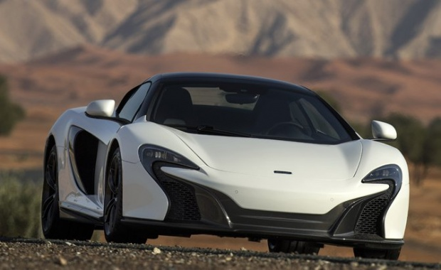 The Name Of McLaren 650S Replacement