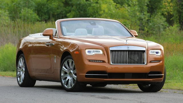 Rolls-Royce States It Does Not Have Rivals
