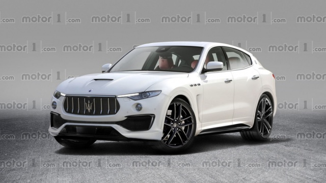 Maserati Levante changes. Hybrid Tech From A Minivan