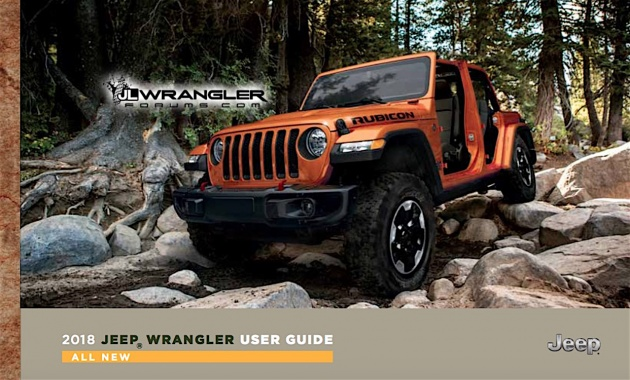 Jeep Is Boasting Accessories For The Next Year's Wrangler