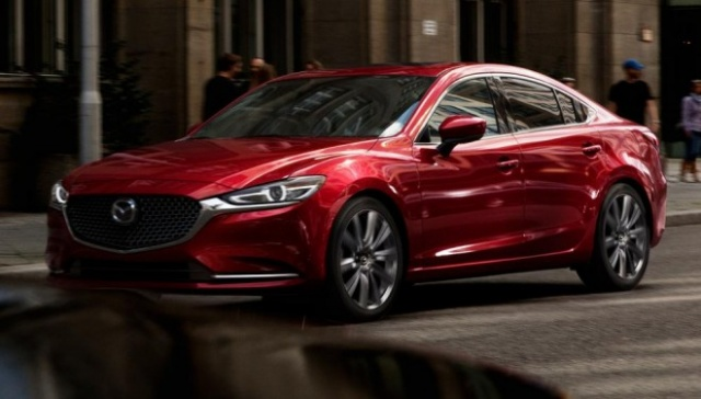 All-Wheel Drive Variants Of The Next-Gen Mazda3 and Mazda6