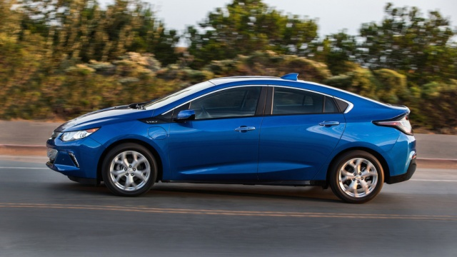 Chevrolet will complete the auto production of the Volt