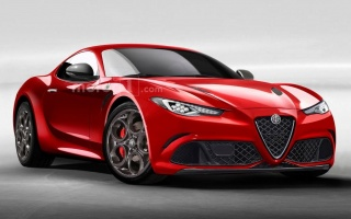 Alfa Romeo 6C will appear in 2020