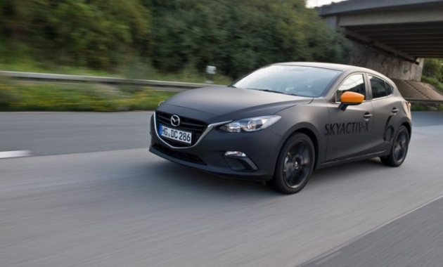Mazda Skyactiv-X: experiments with a diesel cycle on gasoline