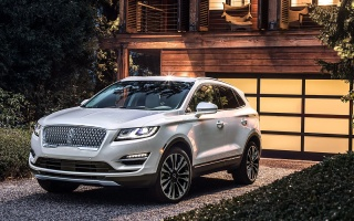 Lincoln MKC will change name to Corsair