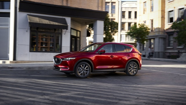 In Mazda CX-5 will be a turbo engine