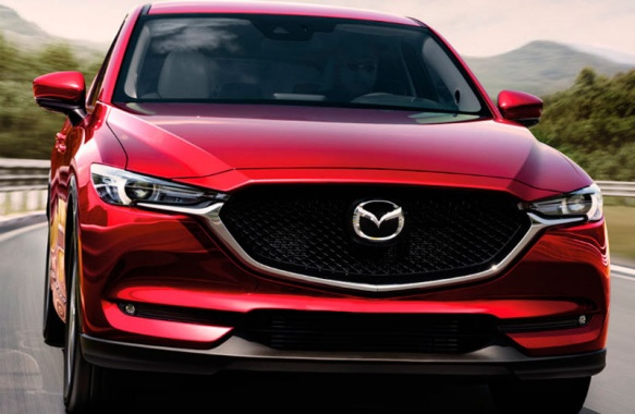 It became known that it will receive an updated Mazda CX-5 2019