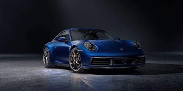 The new generation of the Porsche 911 is declassified by design