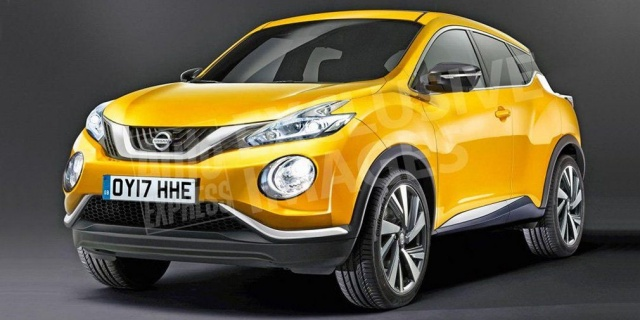 New Nissan Juke debuts on summer 2019