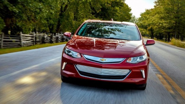 Chevrolet Volt has finished production