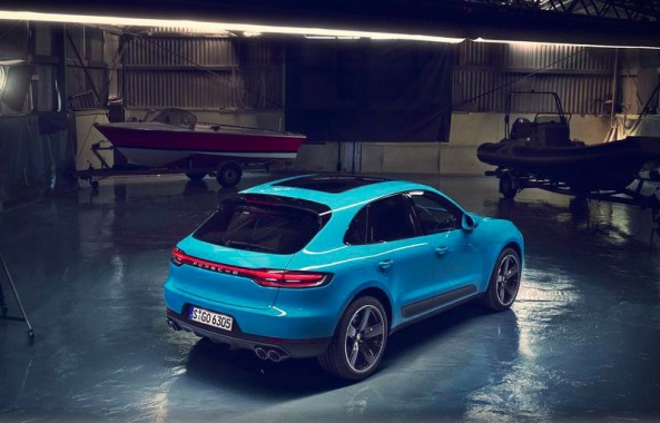 The new generation of Porsche Macan will become a fully electric car