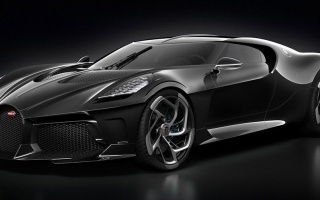 Bugatti La Voiture Noire hypercar is the most expensive car in the world