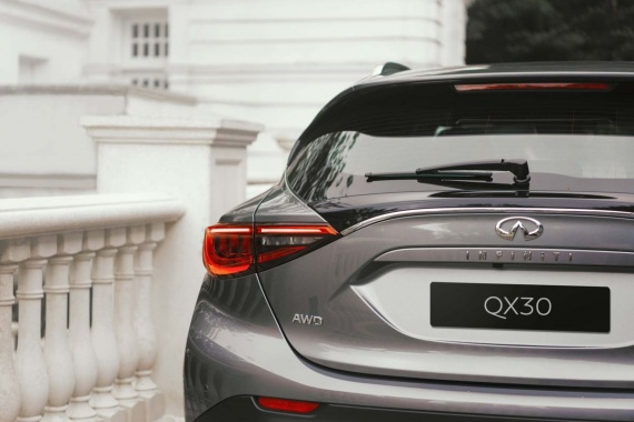 Infiniti says goodbye to Europe