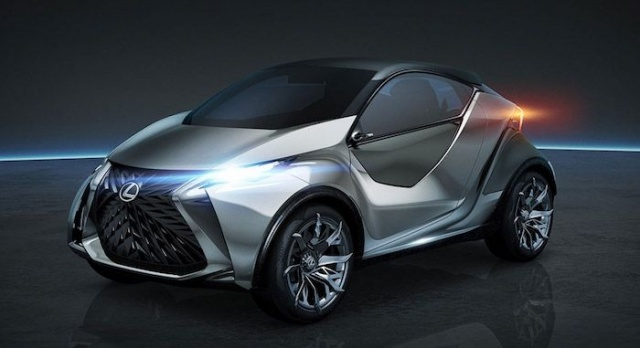Lexus is preparing a new budget car for 2021