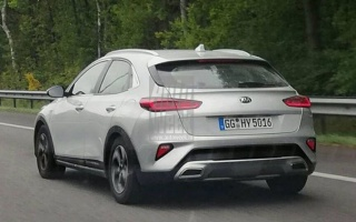 Kia Ceed will turn into an SUV