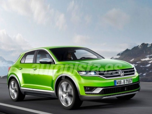 The most budget SUV in Volkswagen is expecting for 2020