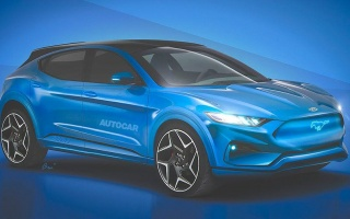 Ford Electric SUV is preparing for the end of 2019