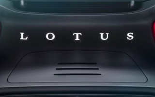 On the video demonstrated electro-hypercar Lotus