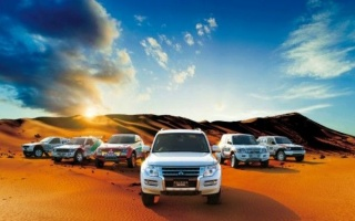 Mitsubishi Pajero is now no longer officially sold
