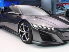 2015 Acura NSX will be Constructed at New Performance Manufacturing Facility in Ohio pic #220