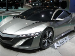 2015 Acura NSX will be Constructed at New Performance Manufacturing Facility in Ohio pic #222