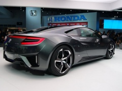 2015 Acura NSX will be Constructed at New Performance Manufacturing Facility in Ohio pic #223