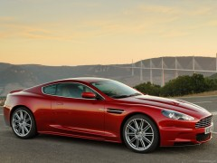 Aston Martin DBS Infa Red pic