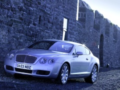 bentley continental gt pic #19071