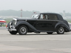 bentley mk vi saloon pic #36304