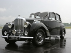 bentley mk vi saloon pic #36306