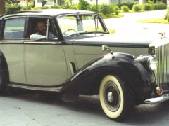 Bentley Mk VI Saloon pic