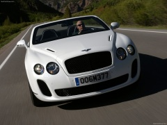 bentley continental supersports convertible pic #74454