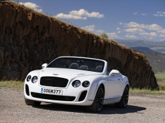 bentley continental supersports convertible pic #74456