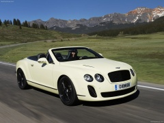 bentley continental supersports convertible pic #74458