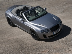 bentley continental supersports convertible pic #74459